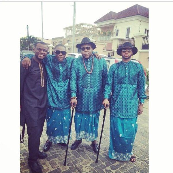 Jide Alakija, Peju Adewusi, Bizzle Osikoya & Papa Omisore