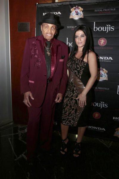 Joe Jackson's 86th Birthday Party in Barcelona