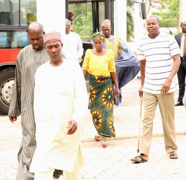 Jonathan Meets with Chibok Girls Parents - July 2014 - BellaNaija.com 01002