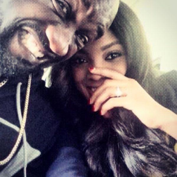 Jude Okoye & Ify Umeokeke - July 2014 - BellaNaija.com