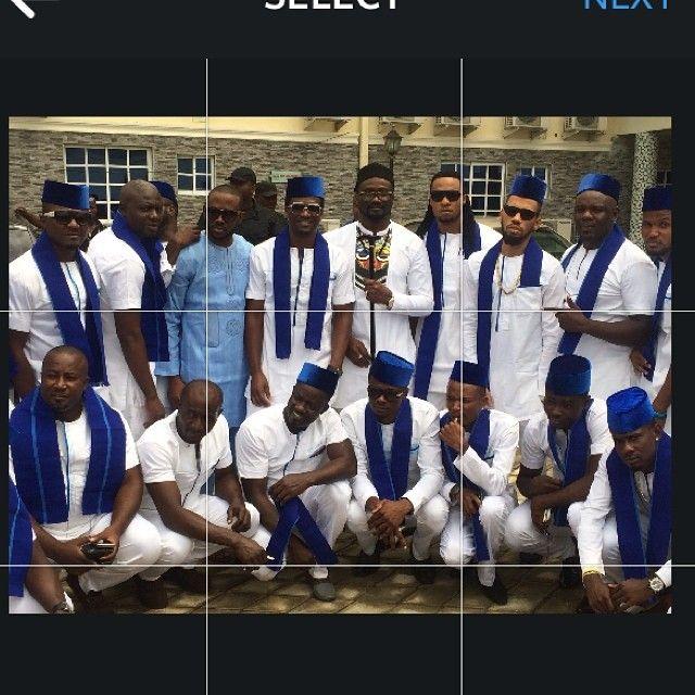 Jude Okoye & Ify Umeokeke Traditional Wedding - July 2014 - BellaNaija.com 01011