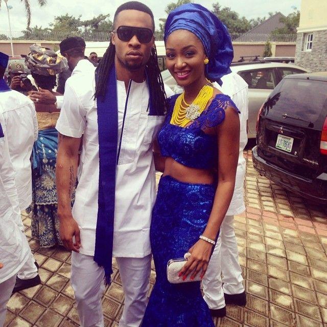 Jude Okoye & Ify Umeokeke Traditional Wedding - July 2014 - BellaNaija.com 01012