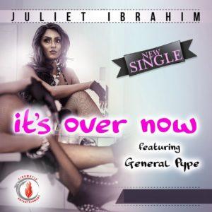Juliet Ibrahim - It's Over Now - July 2014 - BN Music - BellaNaija.com 01