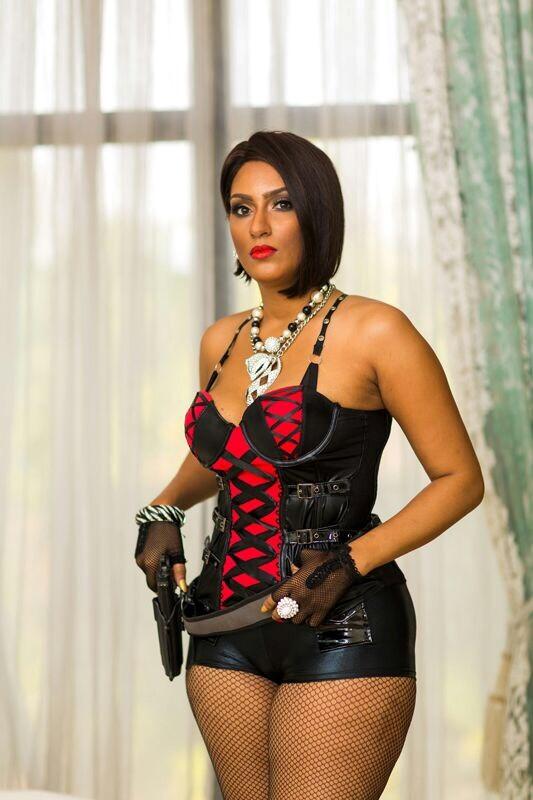 Juliet Ibrahim  - July 2014 - BN Movies & TV, BN Music - BellaNaija.com 01