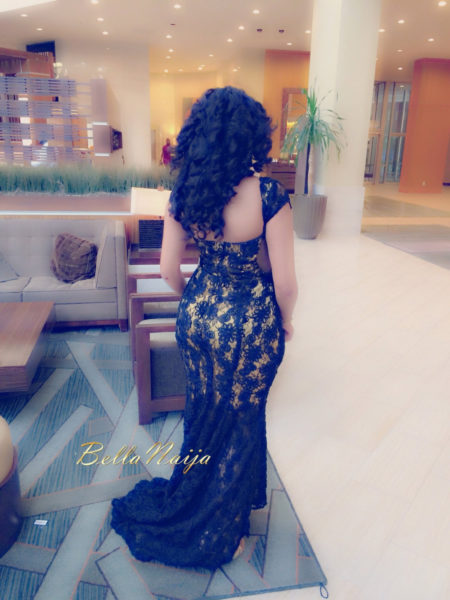 Juliet Ibrahim at the 2014 AFRIMMA - July 2014 - BN Events - BellaNaija.com 02