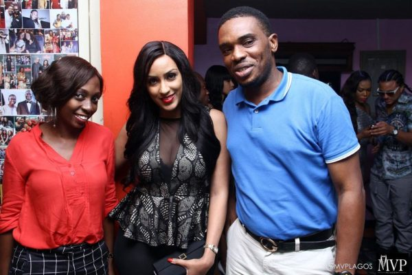 Juliet Ibrahim's Number One Fan in Lagos - July - 2014 - image009