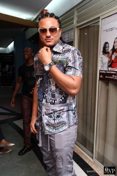 Juliet Ibrahim's Number One Fan in Lagos - July - 2014 - image011