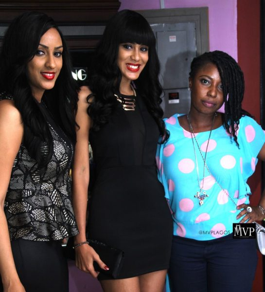 Juliet Ibrahim's Number One Fan in Lagos - July - 2014 - image012