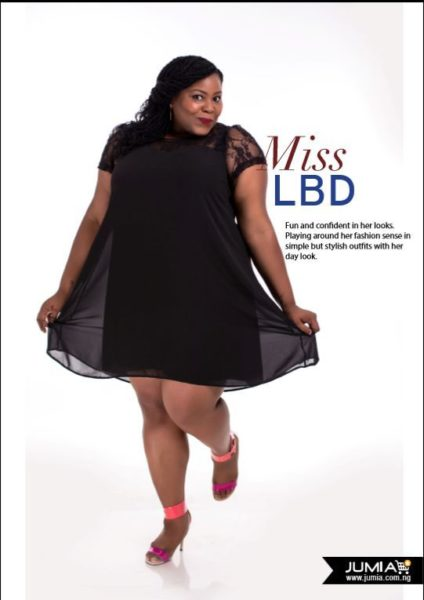 Jumia presents the Plus Size Day & Night Lookbook with Wana Wana - BellaNaija - July2014011