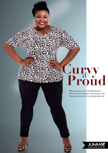 Jumia presents the Plus Size Day & Night Lookbook with Wana Wana - BellaNaija - July2014013