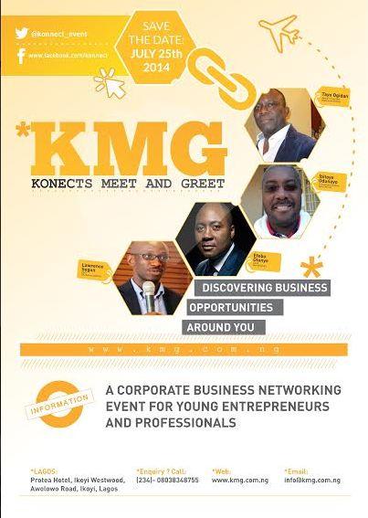 KMG - Events This Weekend - BN Events - BellaNaija.com 01