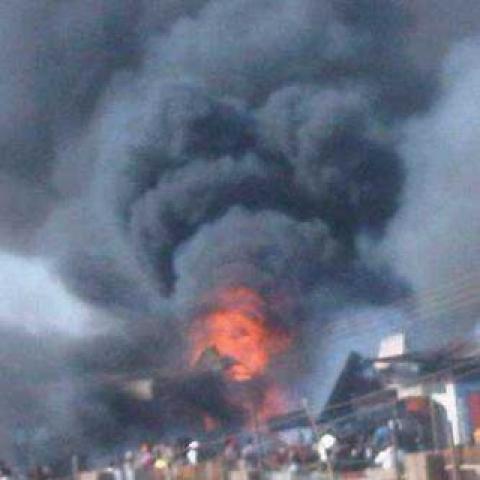 Kaduna Blast