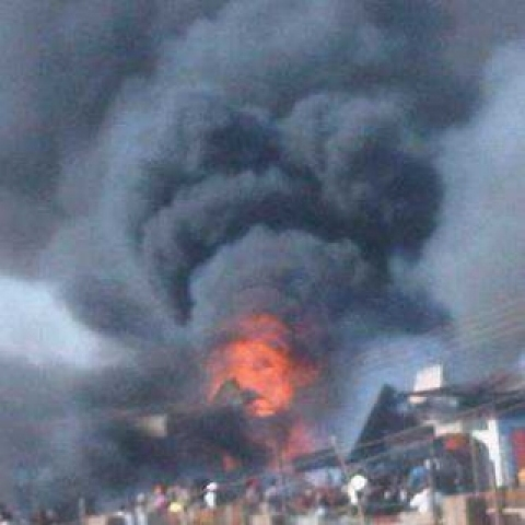Female Suicide Bomber Attacks Kano Polytechnic Today