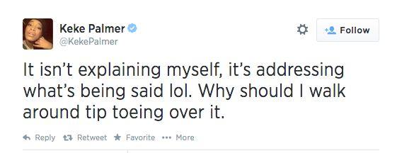Keke Palmer's Reply to Rihanna Fans - July 2014 - BellaNaija.com 07