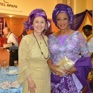 Kema Chikwe Honoured - July 2014 - BellaNaija.com 01001