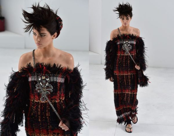 Kendall Jenner in Chanel - July 2014 - BellaNaija.com 01
