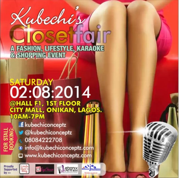 Kubechi's Closet Fair - BellaNaija - July - 2014