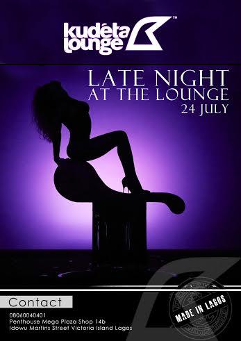 Kudeta Lounge presents Late Night at the Lounge - bellanaija - July2014