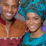 Leila Lopes & Osi Umenyiora - July 2014 - BellaNaija.com 07