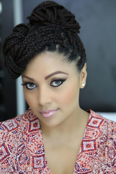 Lola Omotayo - Okoye speaks out about criticisms voiced towards Peter & Jude Okoye's saga
