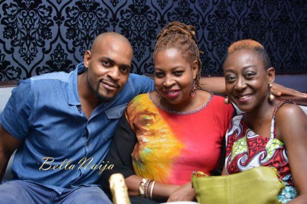 Jason Nwoga, Ngozi Omambala & Alero Eghagha