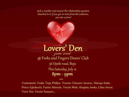Lovers' Den - July 2014 - BellaNaija.com 01