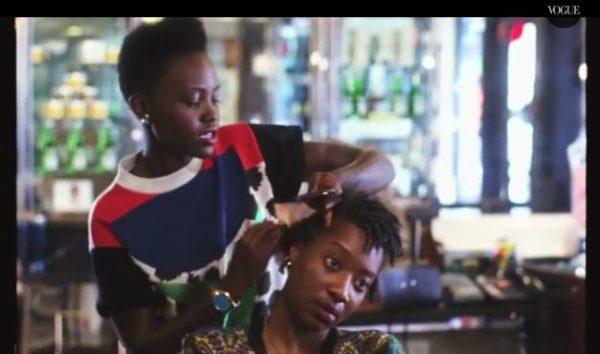 Lupita Nyongo stars in Braids Vogue Edits - Bellanaija - June2014007