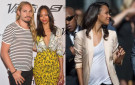 Marco Perego & Zoe Saldana - July 2014 - BN Relationships - BellaNaija.com 02