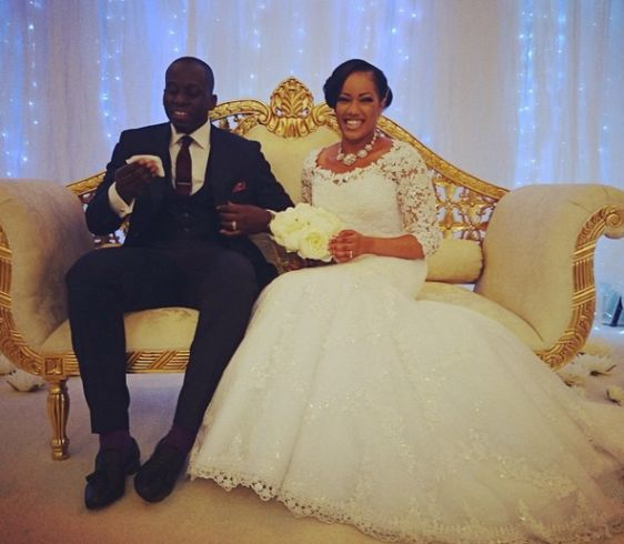 Matthew Ashimolowe's Son Weds - July 2014 - BN Events - BellaNaija.com 01