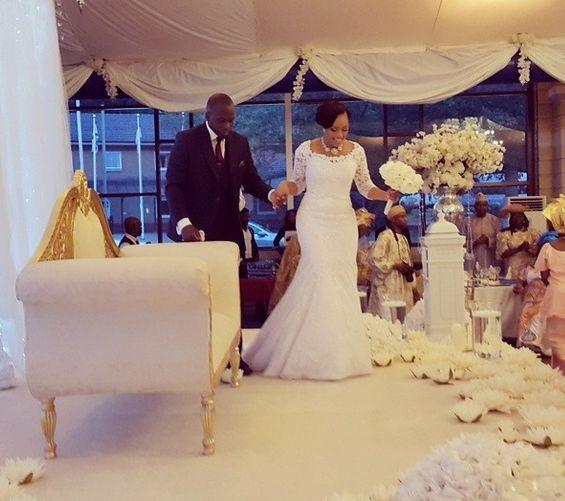 Matthew Ashimolowe's Son Weds - July 2014 - BN Events - BellaNaija.com 05
