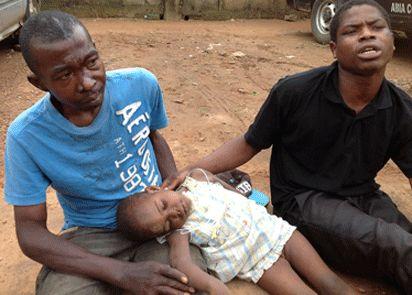 Men Arrested with Corpse - July 2014 - BN News - BellaNaija.com
