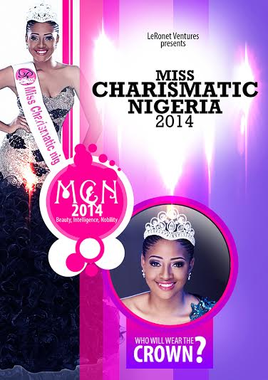 Miss Charismatic Nigeria 2014 - Bellanaija - July2014