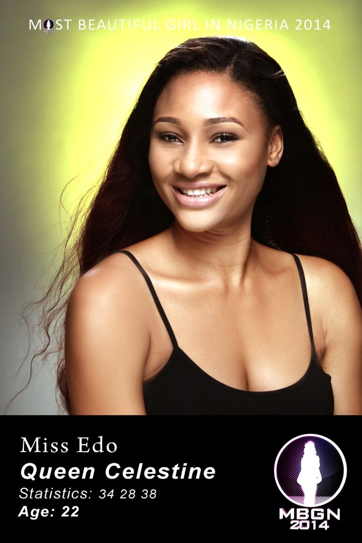 Most Beautiful Girl in Nigeria Finalists on BellaNaija - July 2014 - BellaNaija.com 01012