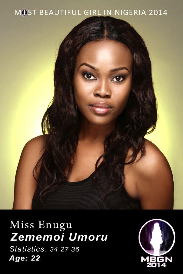 Most Beautiful Girl in Nigeria Finalists on BellaNaija - July 2014 - BellaNaija.com 01014