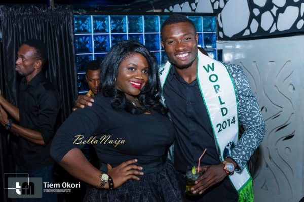 Mr Nigeria Welcome Back Party in Lagos - June - 2014 - image004
