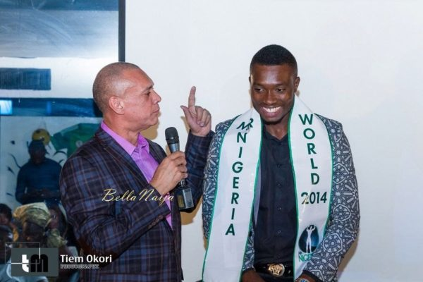 Mr Nigeria Welcome Back Party in Lagos - June - 2014 - image022