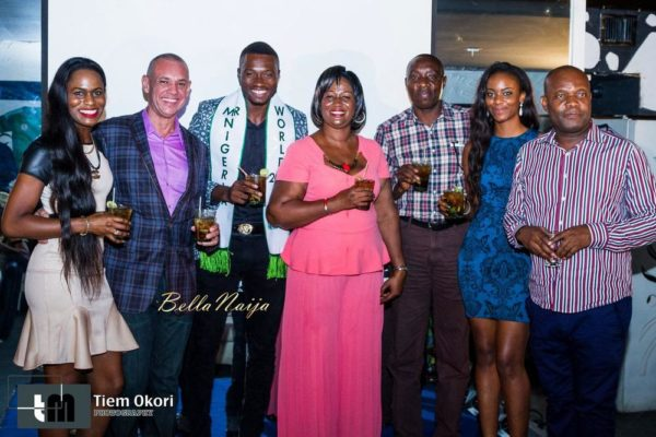 Mr Nigeria Welcome Back Party in Lagos - June - 2014 - image032