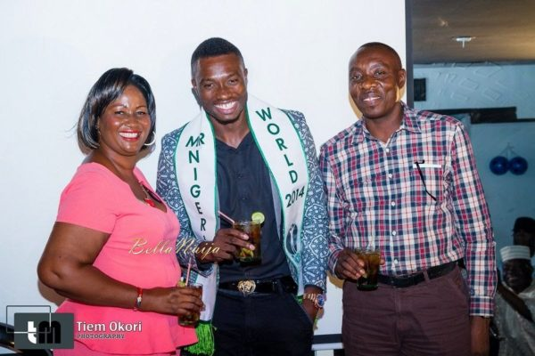 Mr Nigeria Welcome Back Party in Lagos - June - 2014 - image033