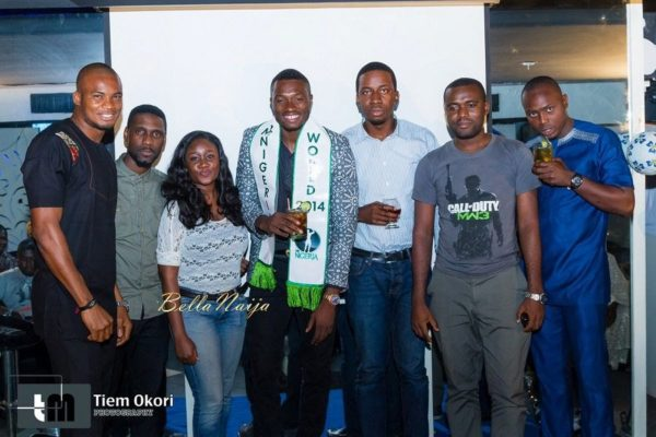 Mr Nigeria Welcome Back Party in Lagos - June - 2014 - image034