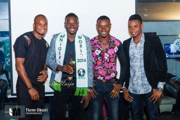 Mr Nigeria Welcome Back Party in Lagos - June - 2014 - image035