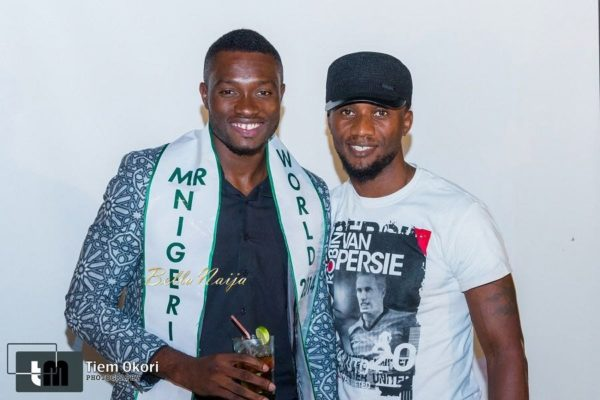 Mr Nigeria Welcome Back Party in Lagos - June - 2014 - image039