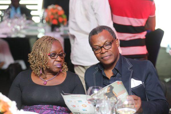 Mr. & Mrs. Lanre Ogunlesi