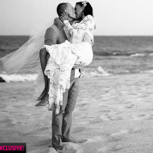 Naya Rivera Weds - July 2014 - BN Weddings , Relationships - BellaNaija.com 01 (2)