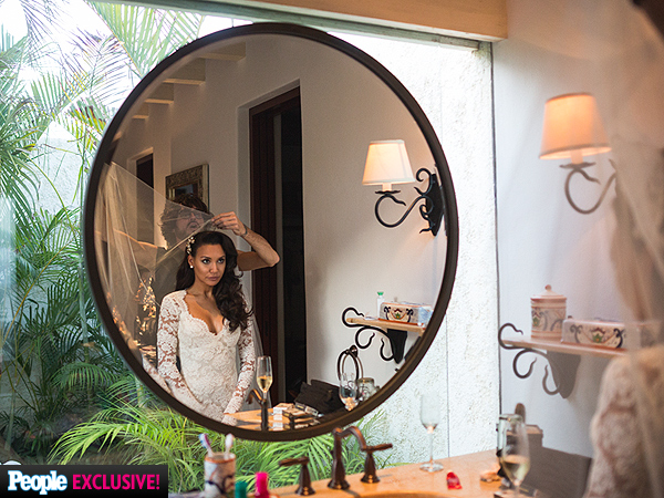 Naya Rivera Weds - July 2014 - BN Weddings , Relationships - BellaNaija.com 01 (3)