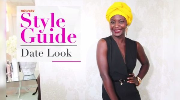 Ndani TV Style Guide for Date Night - Bellanaija - July2014001