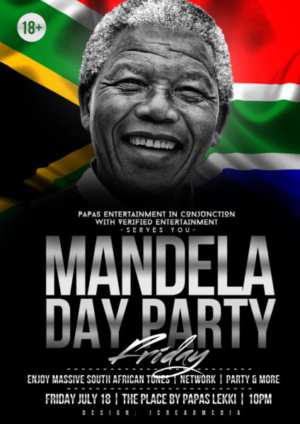 Nelson Mandela Remebrance Celebration