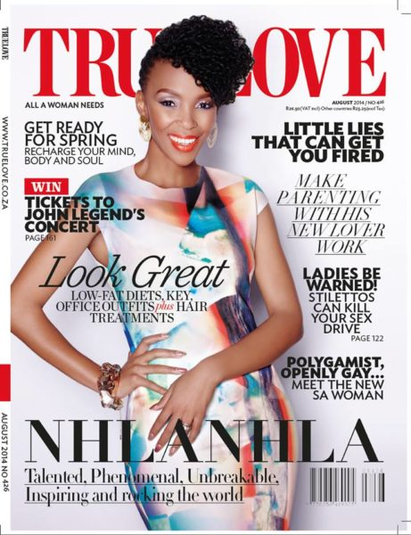 Nhlanhla of Mafikizolo - BN Music - July 2014 - BellaNaija.com 01