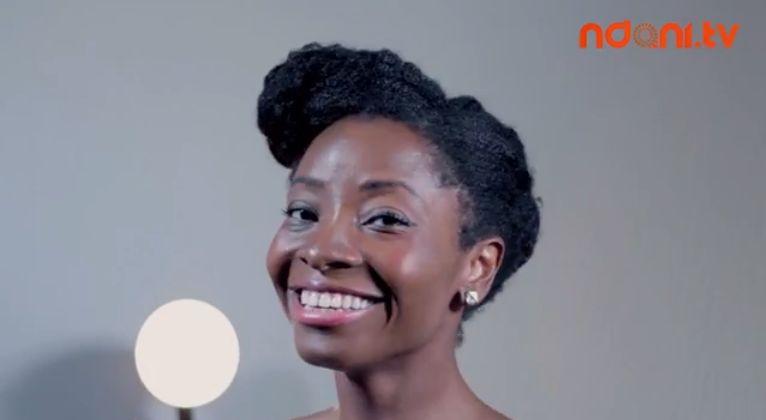 Nibi Lawson for Ndani TV Beauty Beats - bellanaija - July2014001