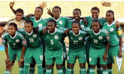 Falconets keeps Under-20 World Cup hopes alive with 3-0 trashing of Tanzania