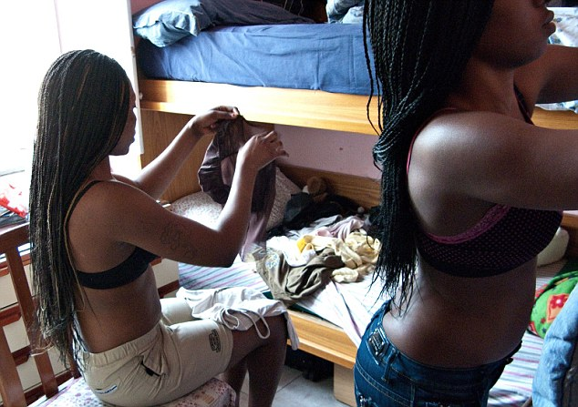 Photo Series Highlights The Issue Of Human Sex Trafficking from Nigeria to Italy, Italy, July 2014